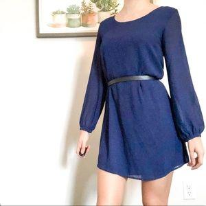 Flowy Professional Mod Dress